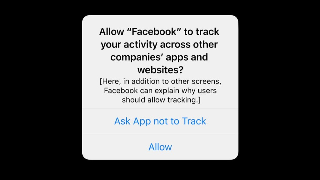 Did Apple iOS 14 affect Facebook ads?